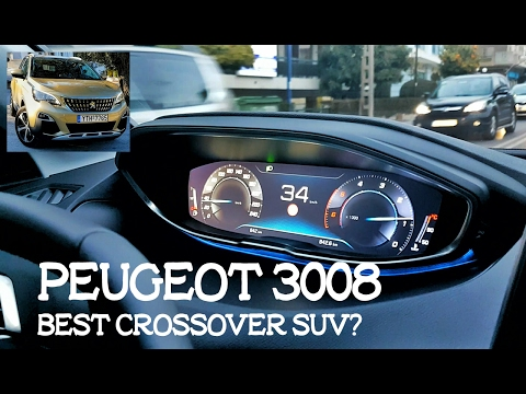 Peugeot 3008 / Car of the year 2017