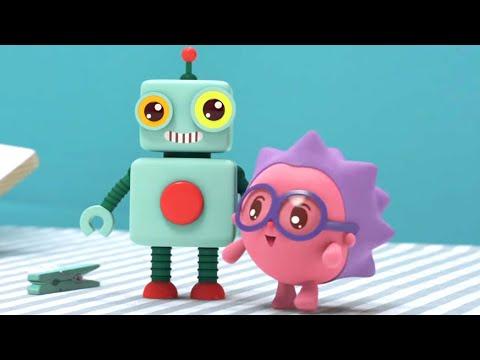 Малышарики - новые серии - Раз, два, три. Танец (160 серия) + Сборник лучших серий