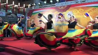 Gourmet, music, dance featured at India Spring Carnival in Taipei