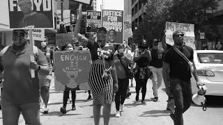 Atlanta Artist Solidarity March