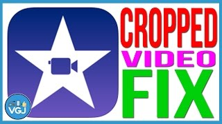 How to Fix Cropped Portrait Videos When using iOS iMovie