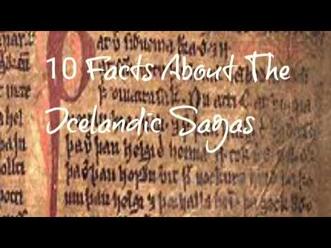 10 Facts About The Icelandic Sagas