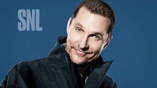 Saturday Night Live - Matthew McConaughey - November 21, 2015