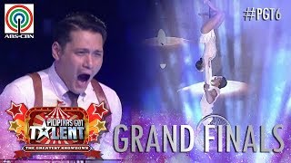 Pilipinas Got Talent 2018 Grand Finals: Julius and Rhea- Wheelchair Dance