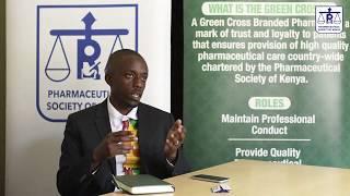 Original vs Generic Drugs by  Dr Louis Machogu, PSK President