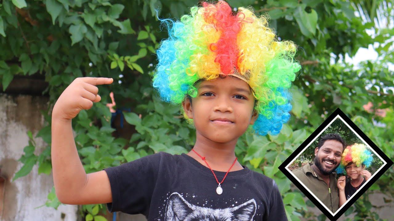 Colour Viggu   కలర్ విగ్గు   Kannayya Videos   Trends adda