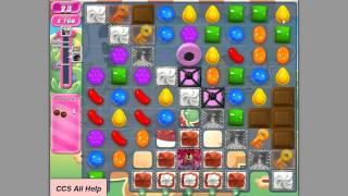 Candy Crush Saga level 744 NO BOOSTERS