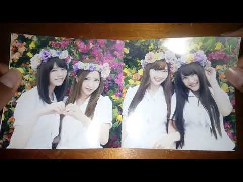 Unboxing AKB48 31th Single