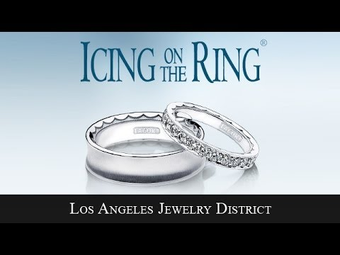 los angeles jewelry district icing on the ring