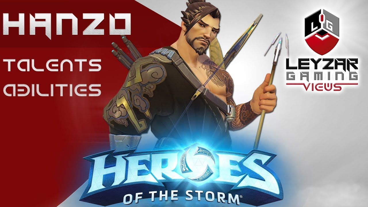 Heroes Of The Storm Hero Preview Hanzo Talents Abilities Hots Han Heroes Of The Storm Hero Storm Hanzo, master assassin, is a ranged assassin hero from the overwatch franchise. pinterest