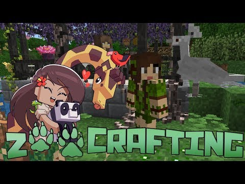 A Perfect Home for a Princely Peafowl! 🐘 Zoo Crafting: New Horizons - Episode #25