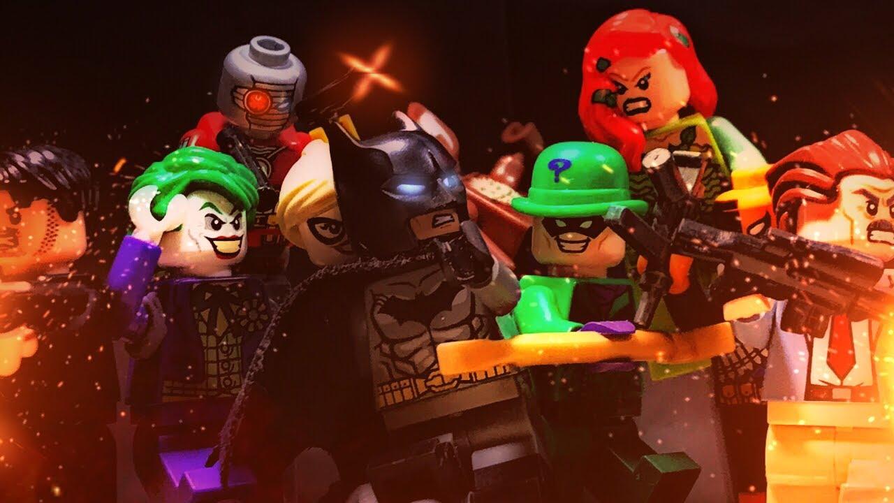 Download Lego Batman Episode 8: Game Changer