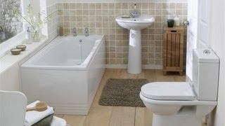видео интерьер ванной комнаты