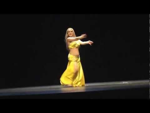 Mimi Bellydance In Alwane Festival-Geneve