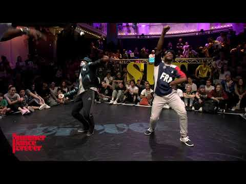 Preselection nr 1-50 – Hiphop Forever - Summer Dance Forever 2017