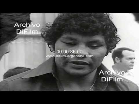 Polemica entre Victor Emilio Galindez y Ernesto Cherquis Bialo 1979