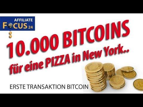 10.000 Bitcoins für eine Pizza in New York ► _ _ _o00o _ _ _//(´°`(_)´°`)\\_ _ _o00o