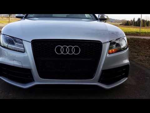 Audi A5 Dynamic-Blinker vorne