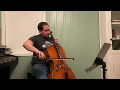 5. Busy Bees - Teacher Line - 4th Position - Position Pieces For Cello