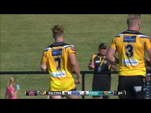 Guy Hamilton  2017 QLD Cup Highlights