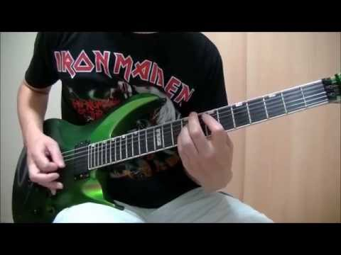 Iron Maiden - Phantom of the Opera (Guitar Cover)
