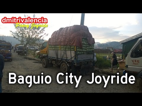 Pinoy Joyride - Baguio City Joyride