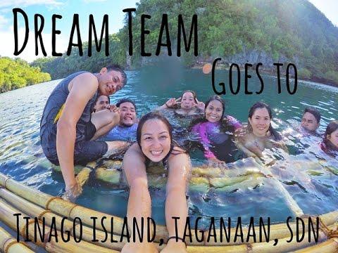 GoPro: DREAM TEAM | TINAGO ISLAND, TAGANAAN SDN
