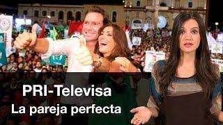 PRI-Televisa. La pareja perfecta