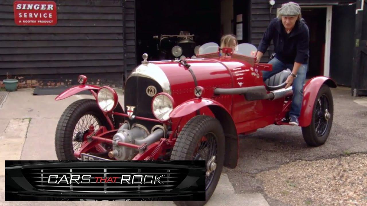 Cars That Rock Rachel Singer S 3 Litre Blower Youtube