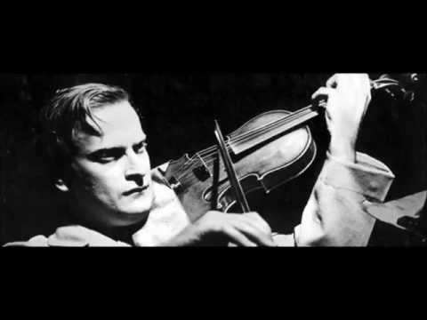 Elgar - Violin concerto - Menuhin / LSO / Elgar