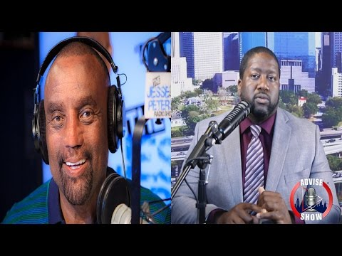 Jesse Lee Peterson vs Phillip S. Round 2 (Immigration & Trump)