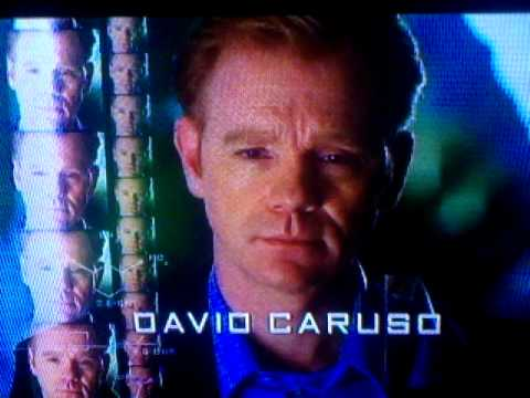 CSI:Miami Season 3 Intro Without Speedle or Wolfe