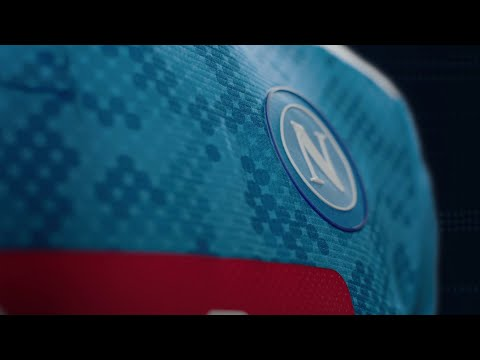 Kappa Unveils The New SSC Napoli Kombat Jersey For The 2019/2020 Soccer Season