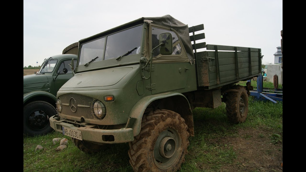 Mercedes benz unimog lkw bundeswehr truck armee bw nato for Used mercedes benz trucks for sale in germany
