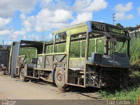 Ônibus Antes e Depois VCG (Ponta Grossa)#89
