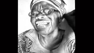 How to draw  grandmother .thabiso
