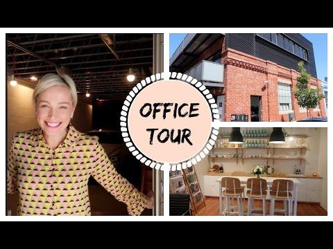 By Request! Australian Office Tour!!! #GIRLBOSS