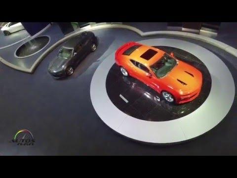 2016 chevrolet full line up at general motors headquarters for General motors annual report 2016