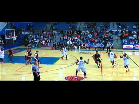 East St Louis Flyers Basketball
