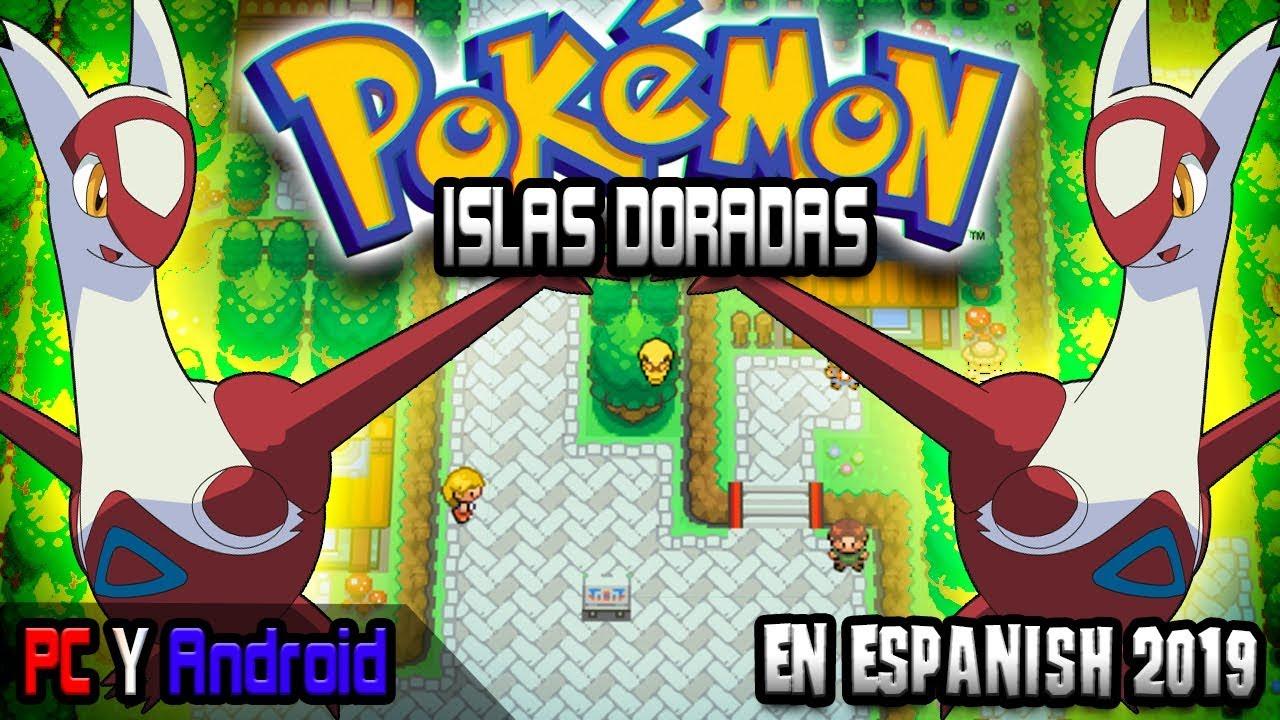 pokemon islas doradas english download