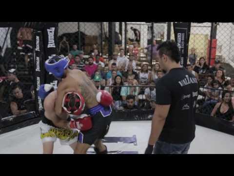 Valiant 20 - Jeferson Quirino x Maycon Maciel Rodrigues  Muay Thai