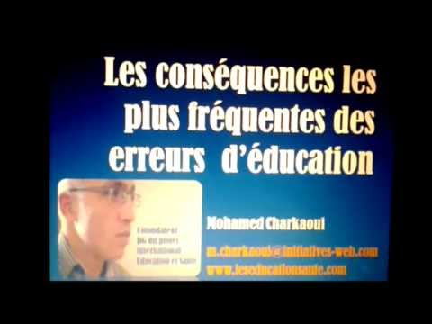 Les consequences des erreurs d'education - le manque de confiance en soi - 1/ 8