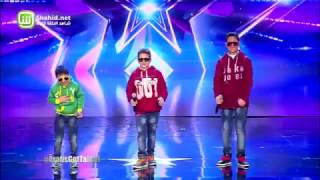 راب النار - Arabs Got Talent