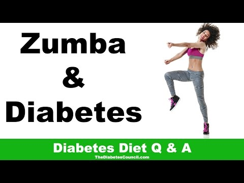 Is Zumba Good For Diabetes