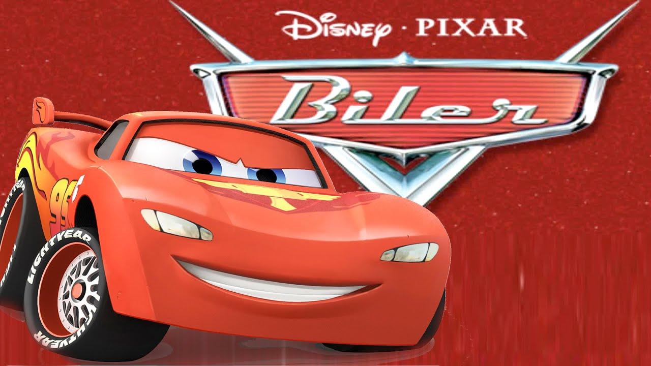 Biler Norsk Full Movie Game Lynet Mcqueen Lightning Cars