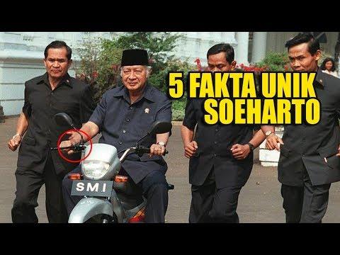 NANTANG RAMBOO, 5 Fakta Unik Presiden Soeharto yang Jarang Diketahui