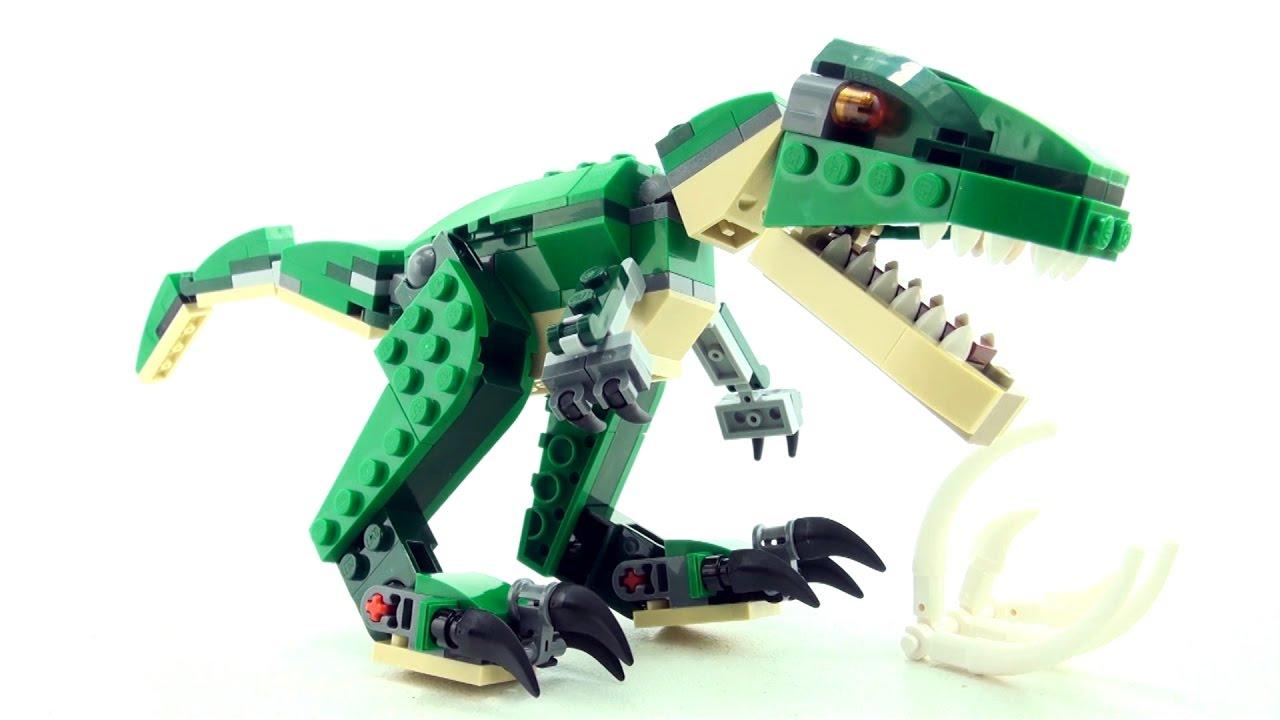 Build 31058 Tyrannosaurus Dinosaur Toys Creator T Motion Rex Dinosaurs Lego Stop Speed JcluT3FK1