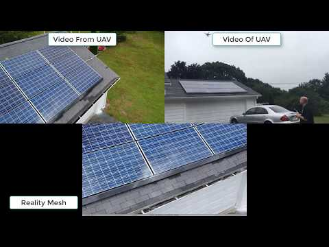 Solar Panel Inspection with UAV