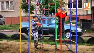 видео Помощь ребенку при ударе головой