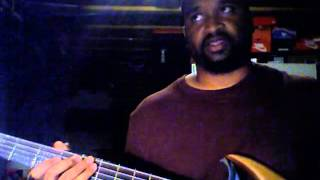 Ricky Dillard Bass Lesson: Amazing